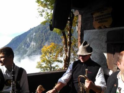 Kirchtag bei den Alpensöhnen Absam